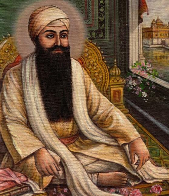 Guru Arjan Dev Ji Tact